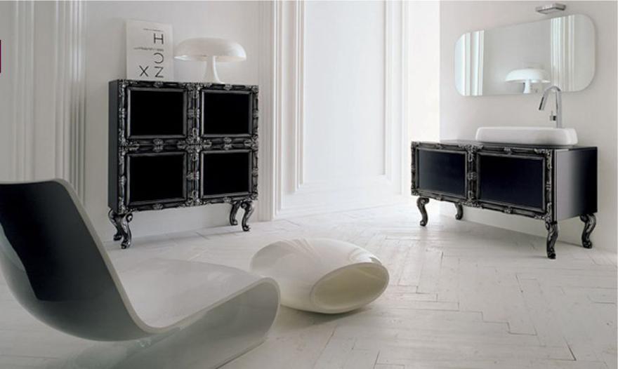 Rivenditori mobili da bagno alba bagni compab alba bagni laccati alba mobili da bagno su - Mobili componibili per bagno ...