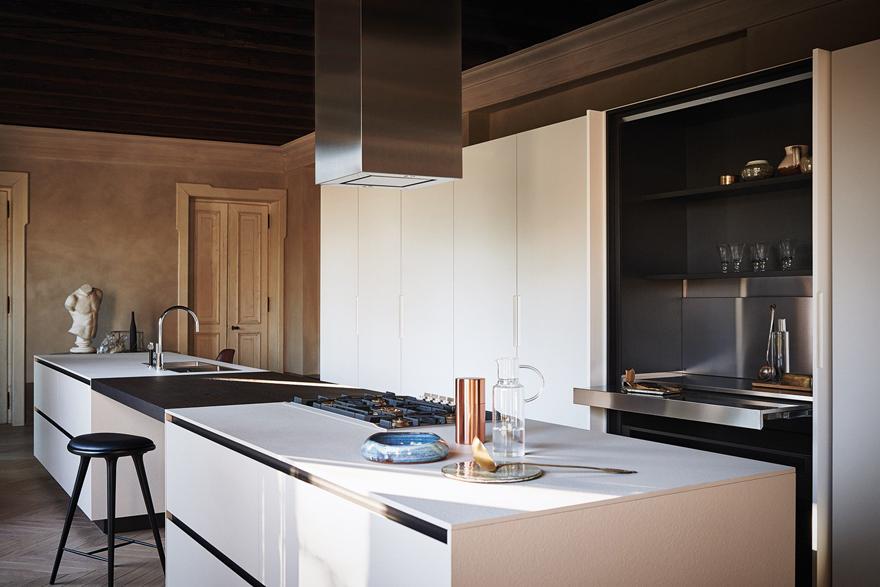 Cucina Cesar Prezzi. Cucina Isola Valcucine Cucine Snaidero Bergamo ...