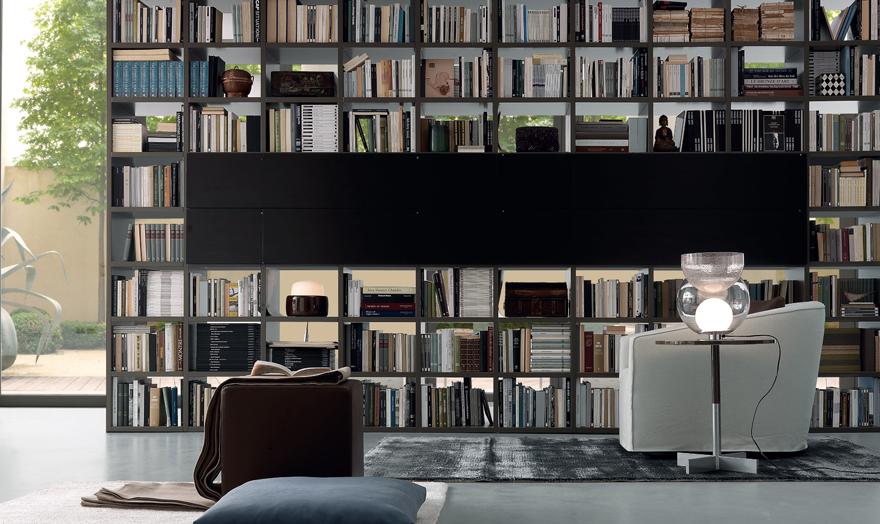 Progettazione pareti soggiorno jesse pianca marchetti mobili da soggiorno jesse novamobili - Mobili marchetti ...