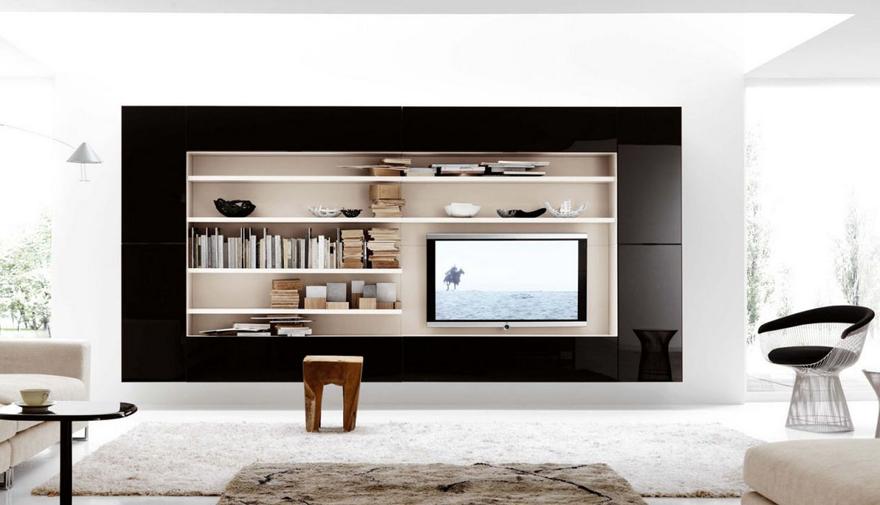 progettazione pareti soggiorno jesse, pianca, marchetti, mobili da, Disegni interni