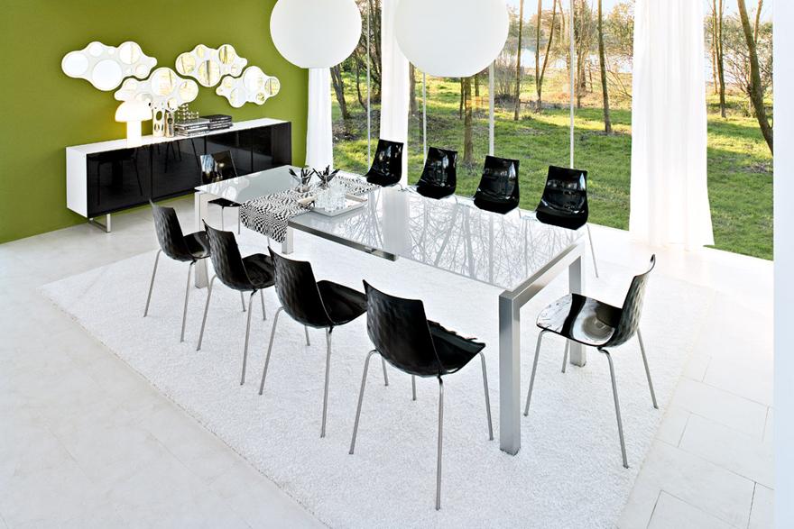 Punti vendita calligaris alba tavoli e sedie alba - Tavoli sala da pranzo calligaris ...